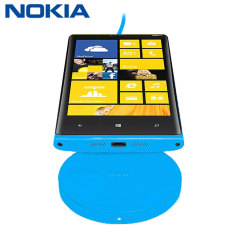 Nokia Qi Wireless Charging Plate - Blue
