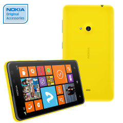 Nokia Shell Lumia 625 - Yellow - CC-3071