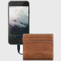 Nomad Lightning Battery Wallet  - Black