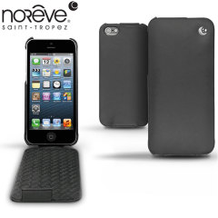 Noreve Tradition A Leather Case for iPhone 5S / 5 - Black
