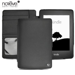 Noreve Tradition A Leather Case for Kindle Paperwhite - Black
