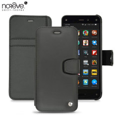 Noreve Tradition B Amazon Fire Phone Leather Case - Black
