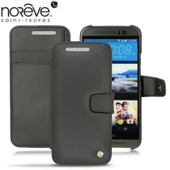 Noreve Tradition B HTC One M9 Leather Case - Black