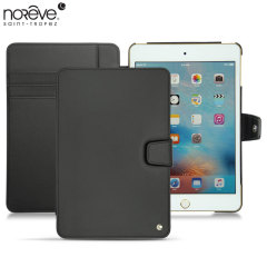 Noreve Tradition B iPad Mini 4 Leather Case - Black
