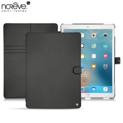 Noreve Tradition B iPad Pro 12.9 inch Leather Case - Black