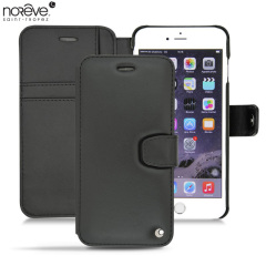 Noreve Tradition B iPhone 6 Plus Leather Case - Black