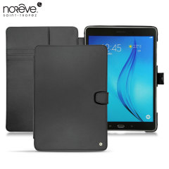 Noreve Tradition B Leather Samsung Galaxy Tab A 9.7 Case - Black