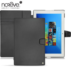 Noreve Tradition B Leather Sony Xperia Z4 Tablet Case - Black