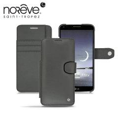 Noreve Tradition B LG G Flex Leather Case - Black