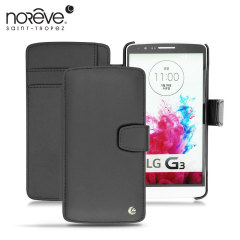 Noreve Tradition B LG G3 Leather Case - Black