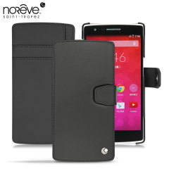Noreve Tradition B OnePlus One Leather Case - Black