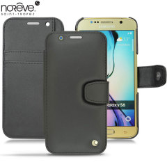 Noreve Tradition B Samsung Galaxy S6 Leather Case - Black