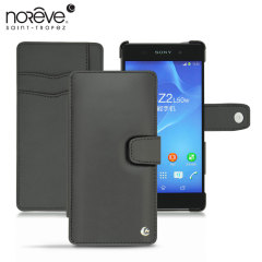Noreve Tradition B Sony Xperia Z2 Leather Case - Black
