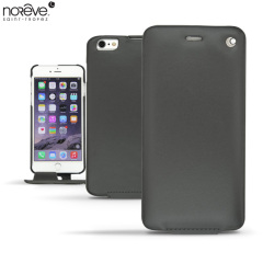 Noreve Tradition iPhone 6 Plus Leather Case - Black
