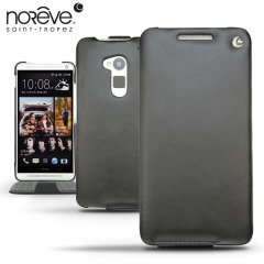 Noreve Tradition Leather Case for HTC One Max - Black