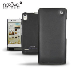Noreve Tradition Leather Case for Huawei Ascend P6 - Black