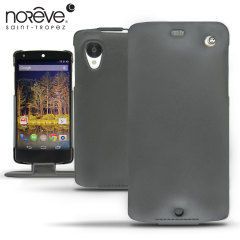 Noreve Tradition Leather Case for Nexus 5 - Black