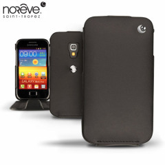 Noreve Tradition Leather Case for Samsung Galaxy Ace Plus - Black