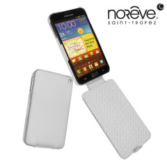 Noreve Tradition Leather Case for Samsung Galaxy Note - White