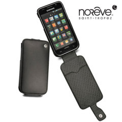 Noreve Tradition Leather Case for Samsung Galaxy S - Black