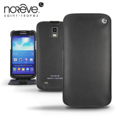 Noreve Tradition Leather Case for Samsung Galaxy S4 Active - Black