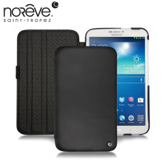 Noreve Tradition Leather Case for Samsung Galaxy Tab 3 8.0 - Black