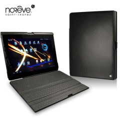 Noreve Tradition Leather Case for Sony Tablet S - Black