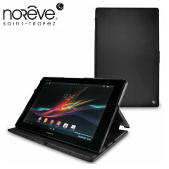 Noreve Tradition Leather Case for Sony Xperia Tablet Z - Black