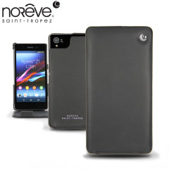 Noreve Tradition Leather Case for Sony Xperia Z1 - Black