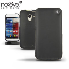 Noreve Tradition Motorola Moto X Leather Case - Black