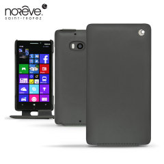Noreve Tradition Nokia Lumia 930 Leather Case - Black