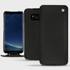 Noreve Tradition Samsung Galaxy S8 Plus Premium Leather Flip Case