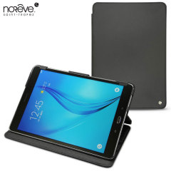 Noreve Tradition Samsung Galaxy Tab A 9.7 Leather Case - Black
