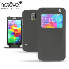 Norevee Tradition D Leather Case For Samsung S5