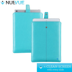 NueVue Anti-Bacteria iPad Air 2 / Air Cleaning Case - Teal