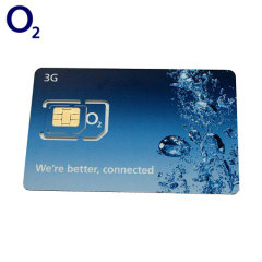 O2 Pay As You Go Nano SIM Card