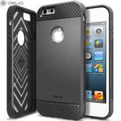 Obliq Flex Pro iPhone 6 Case - Black