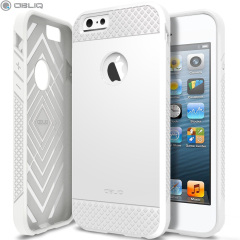 Obliq Flex Pro iPhone 6 Case - White