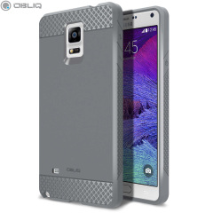 Obliq Flex Pro Samsung Galaxy Note 4 Case - Grey