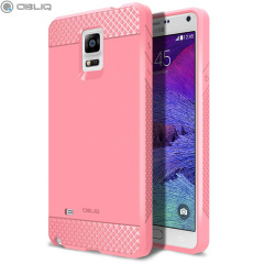 Obliq Flex Pro Samsung Galaxy Note 4 Case - Pink
