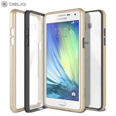 Obliq MCB One Series Samsung Galaxy A5 2015 Bumper Case - Gold