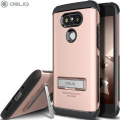 Obliq Skyline Advance Pro LG G5 Case - Rose Gold