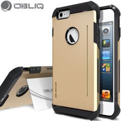 Obliq Skyline Pro iPhone 6 Stand Case - Champagne Gold