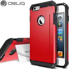 Obliq Skyline Pro iPhone 6 Stand Case - Red