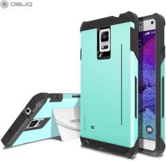 Obliq Skyline Pro Samsung Galaxy Note 4 Stand Case - Mint