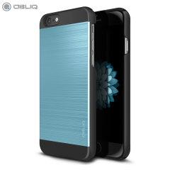 Obliq Slim Meta II Series iPhone 6S / 6 Case - Black / Blue