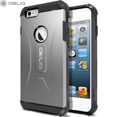 Obliq Xtreme Pro iPhone 6 Dual Layered Tough Case - Gunmetal