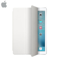 Official Apple iPad Pro 12.9 inch Smart Cover - White