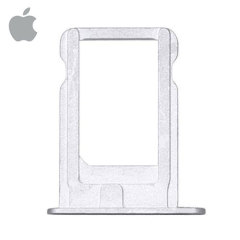 Official Apple iPhone 5 / 5S SIM Tray - Silver