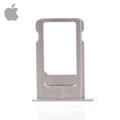 Official Apple iPhone 6 Plus SIM Tray - Silver